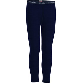 Icebreaker 260 Tech Leggings Børn, midnight navy